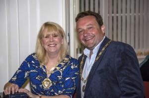 Frodsham Mayor and Deputy