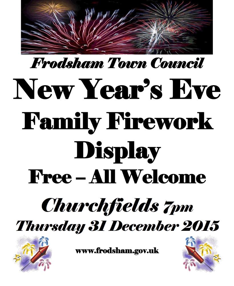 new years eve frodsham 2015