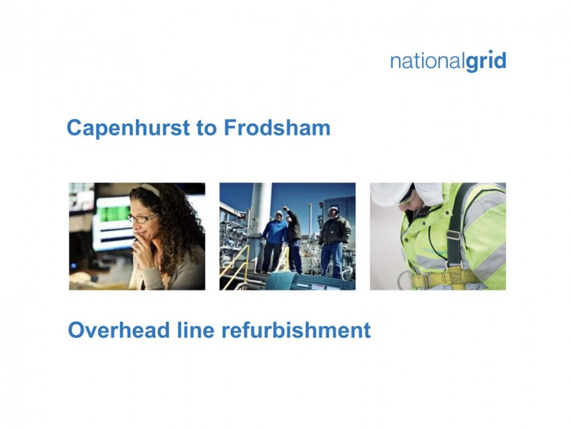 national grid presentation to frodsham town council