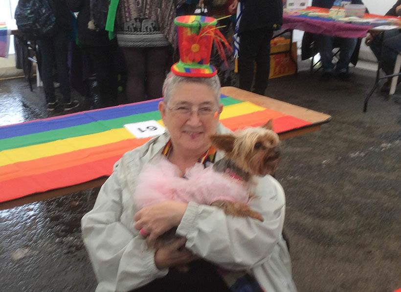 councillor judith critchley chester prode parade