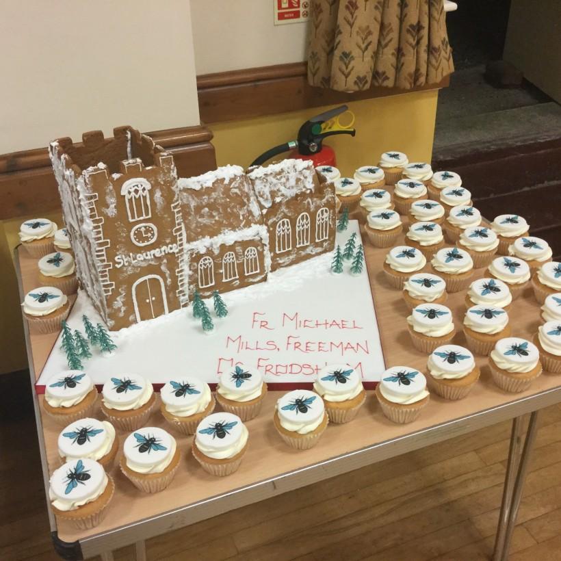 Freedom of Frodsham cakes