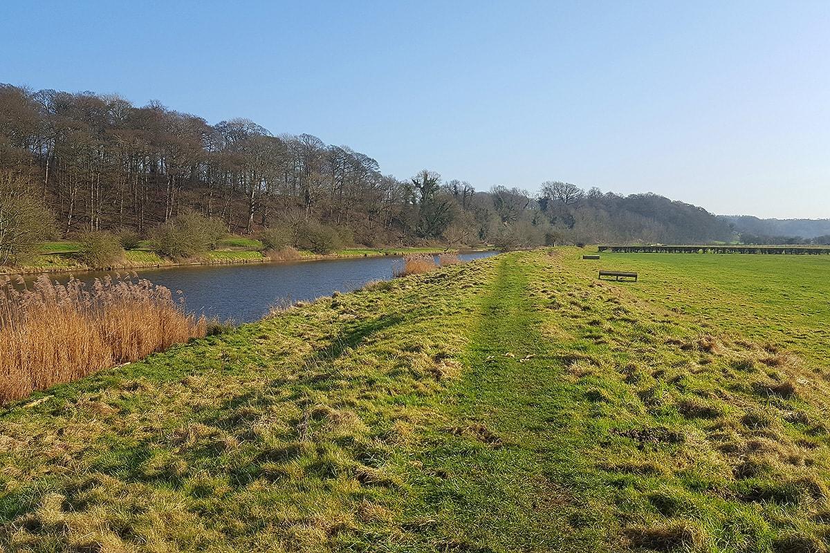 catton croft weaver way river walk
