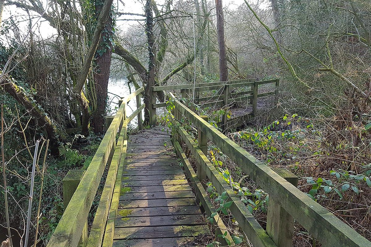 board walk brine spring weaver way
