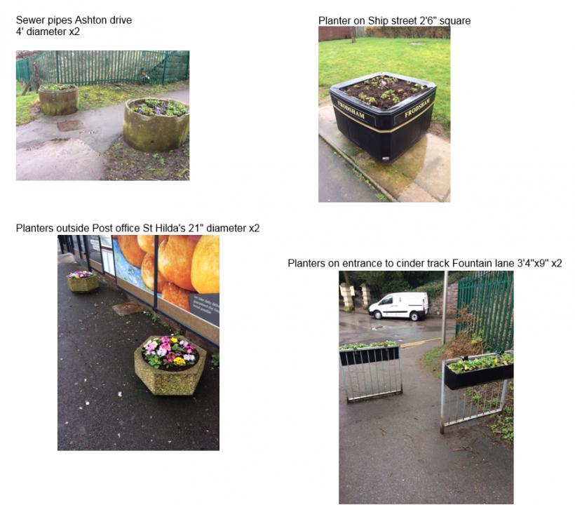 Photo of planters