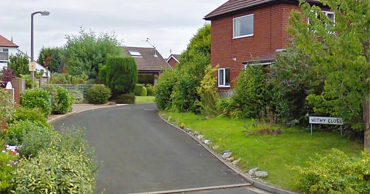 withy close frodsham