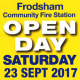 Frodsham Community Fire Station Open Day