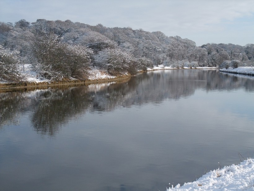 river weaver snow and ice winter 2014