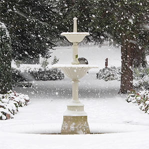 winter frodsham castle park