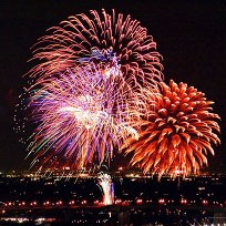 frodsham fireworks 2015