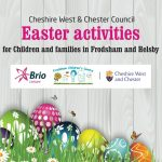 frodsham helsby easter holiday activity ideas