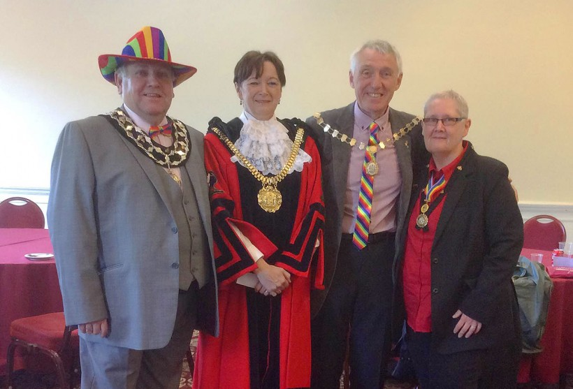 liverpool gay pride frodsham mayor