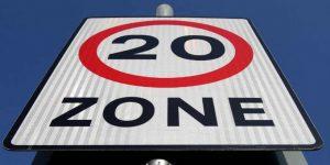 20 mph fountain lane tw