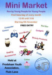Mini Market - Frodsham Youth Association