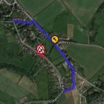 top road frodsham map tw