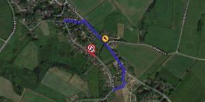 top road frodsham map tw