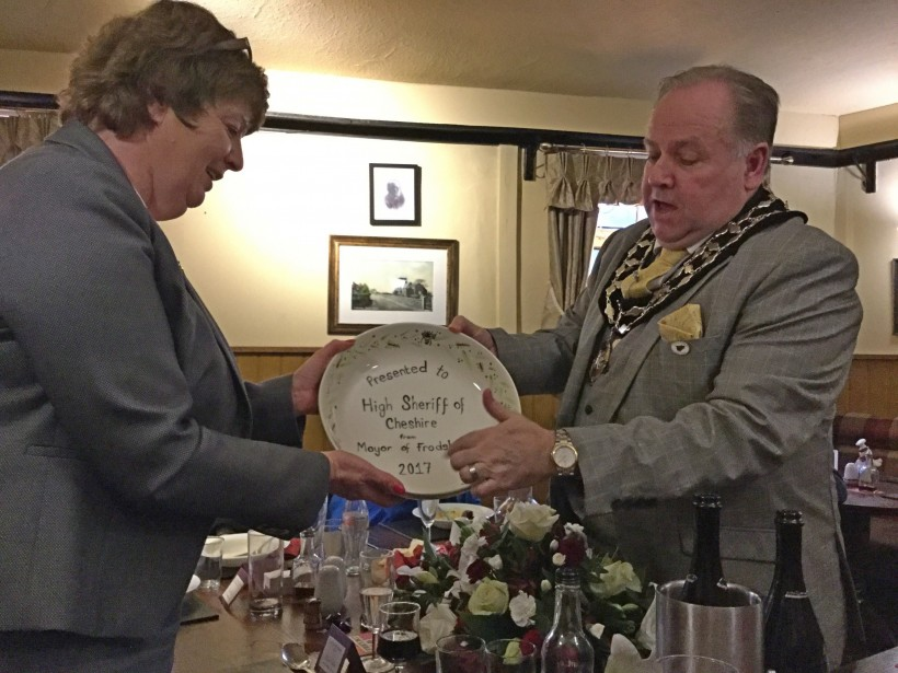 Mayor and High Sheriff
