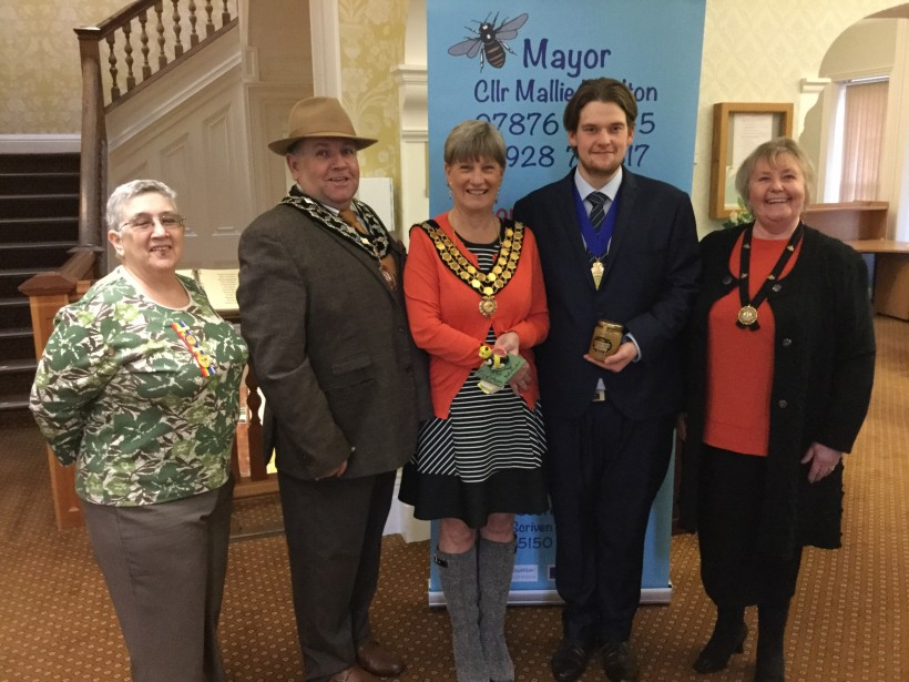 Picture of Mayors of Maghull and Frodsham