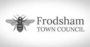 frodsham town council logo