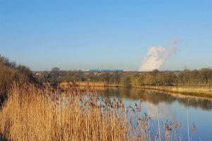 train river weaver frodsham
