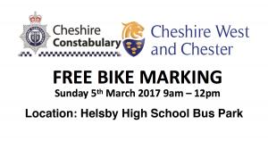 free bike marking