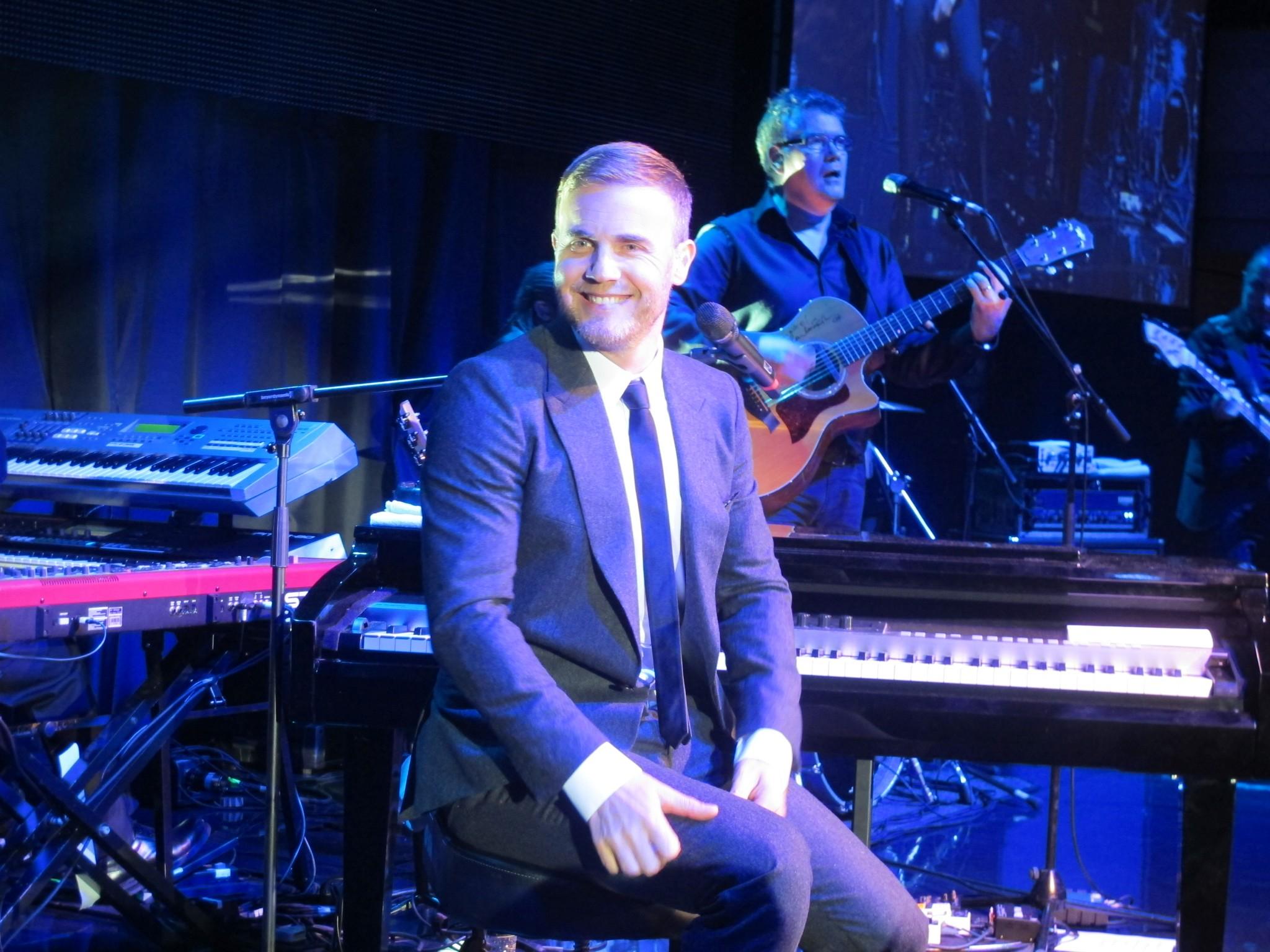 Photo of Gary Barlow