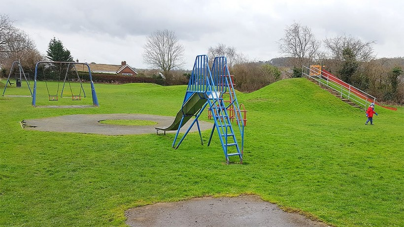 townfield lane play area frodsham