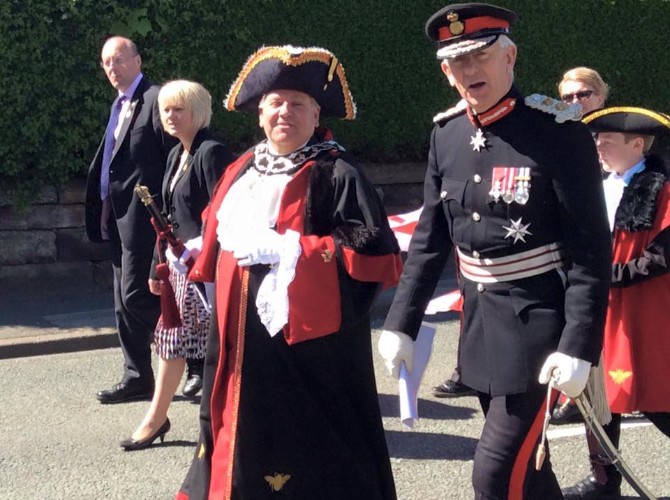 Photo of St George's Day Parade