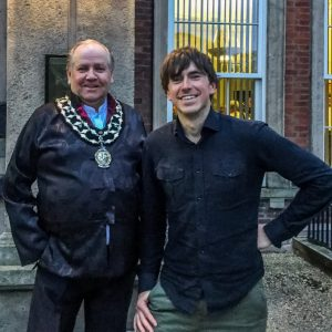 Photo - Mayor and Simon Reeves