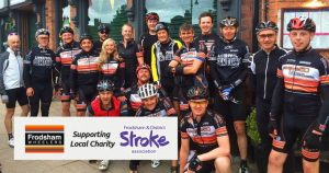 frodsham wheelers charity bike ride