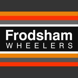 frodsham wheelers logo icon