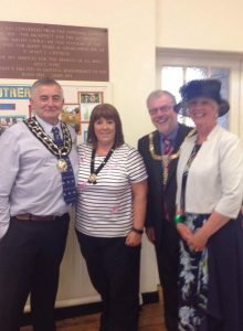 At Sandbach Mayor-making service