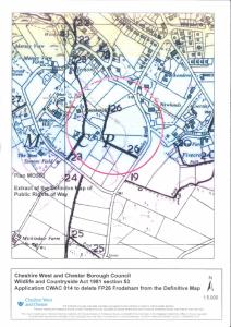 Plan of proposal