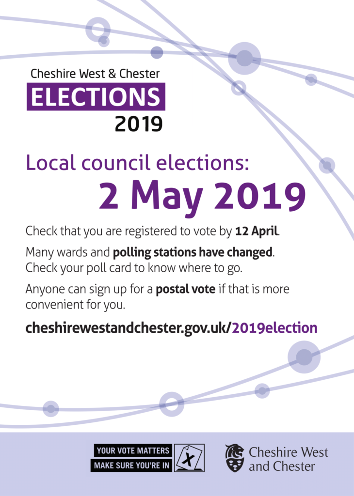Local Election Day - Frodsham Town Council