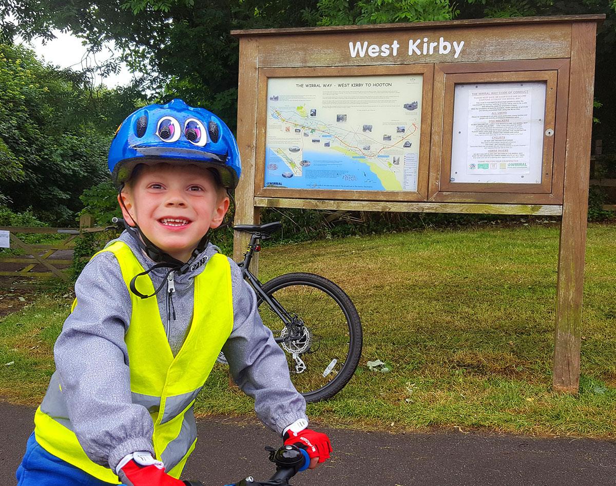 West Kirby wirral way