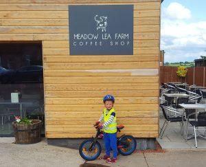 Meadow Lea Farm Cafe finish