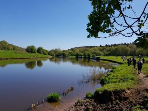 Jackie's photo of the River Weaver