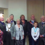 frodsham mayor mayoress charity lunch