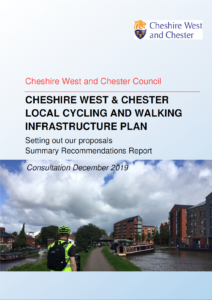 Cycling Consultation Cheshire
