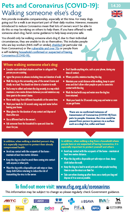 Advice poster. Download the PDF for an accessible version