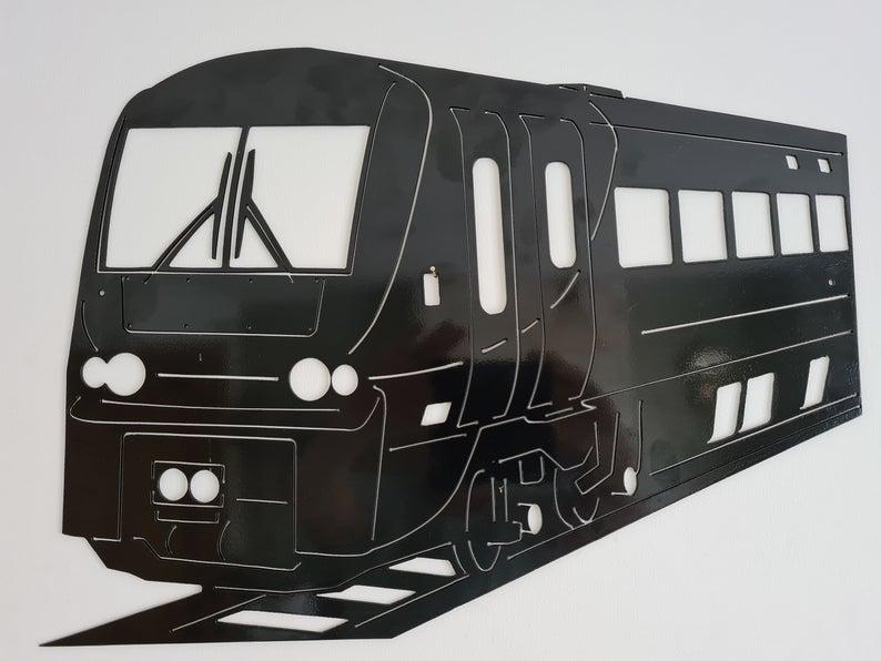 Train Class 175 Wall Art
