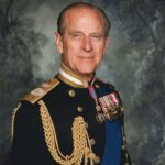 Portrait of HRH Prince Phillip