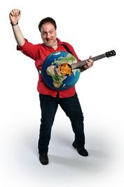 Mitch Benn Comedian